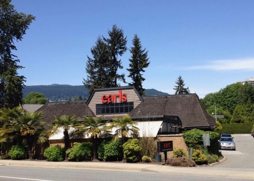 Earls North Vancouver