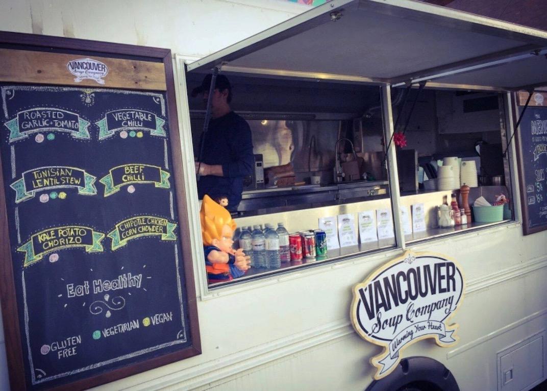 Best New Vancouver Food Trucks