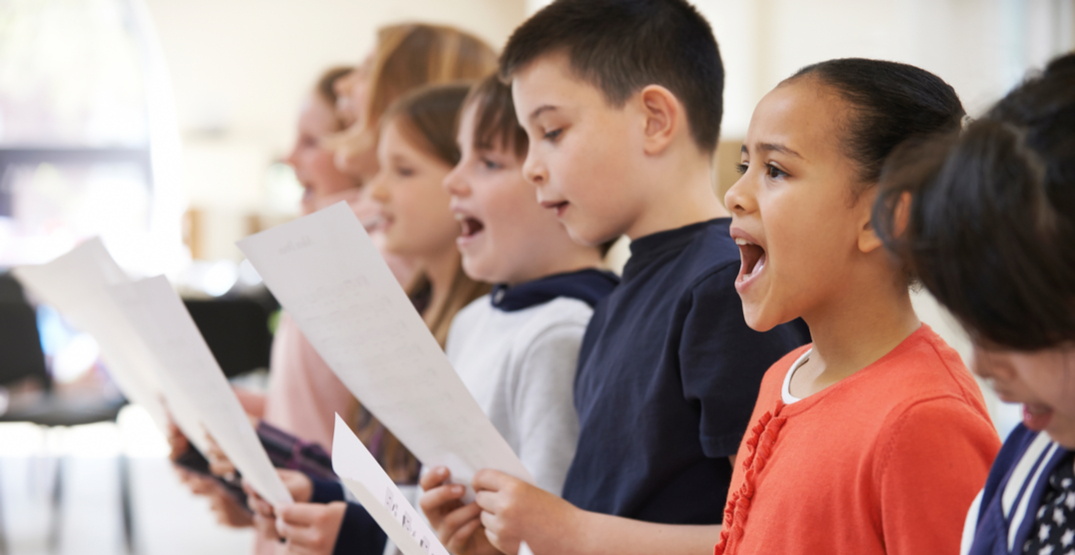 Over 200 Metro Vancouver students will perform at a free concert next month