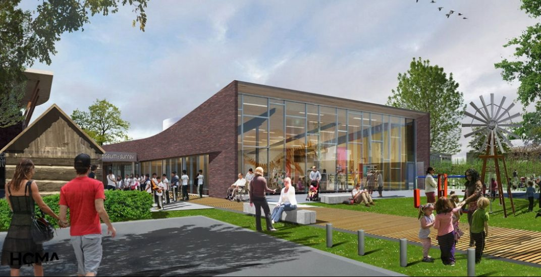 Museum of Surrey reopens next month after $16-million expansion