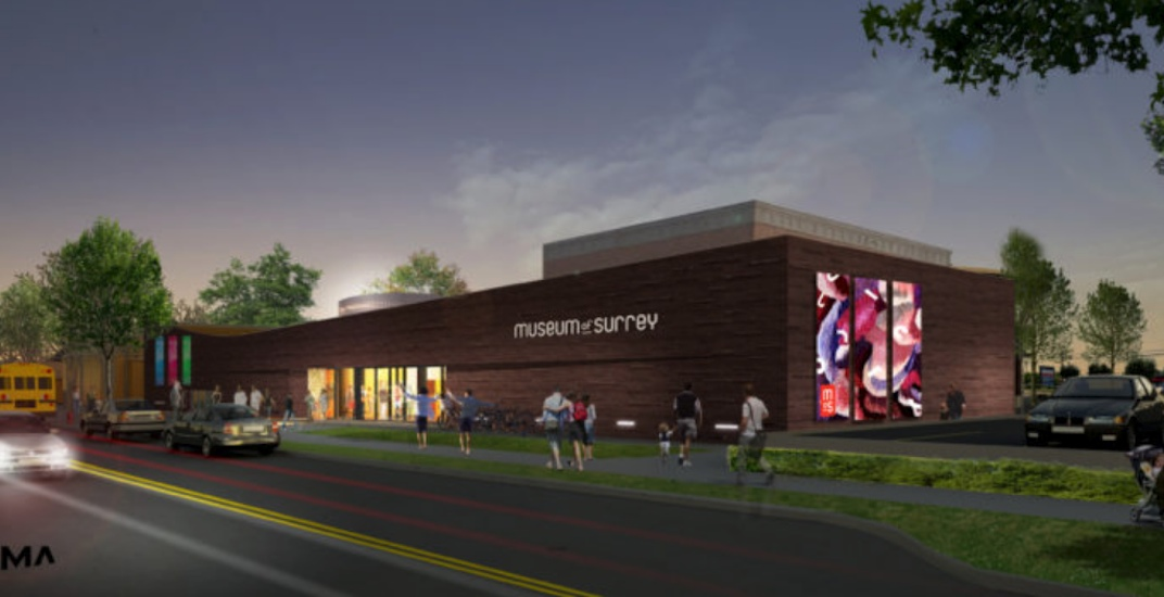 $16-million expansion of Museum of Surrey to open this fall