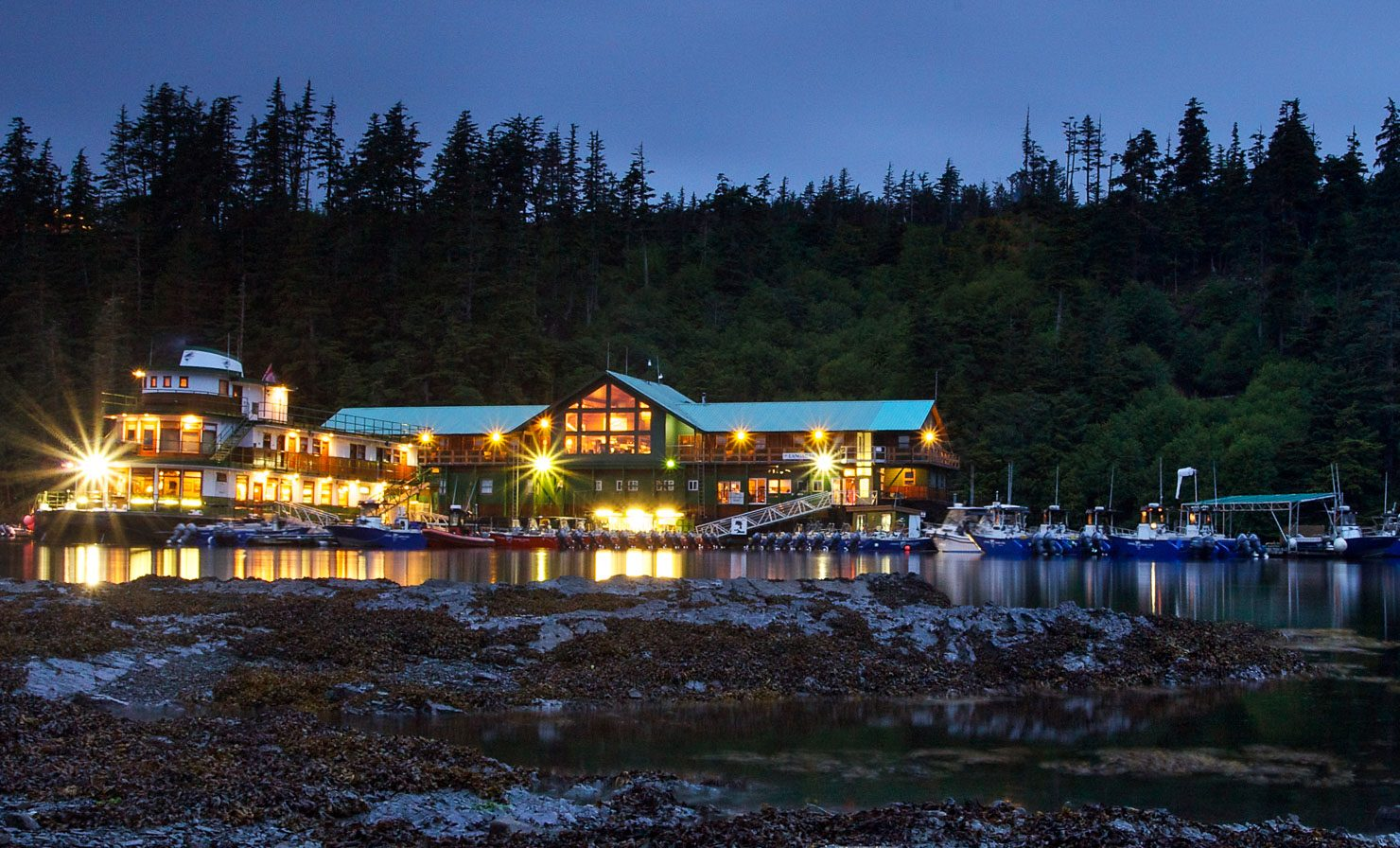 Langara Fishing Lodge Haida Gwaii