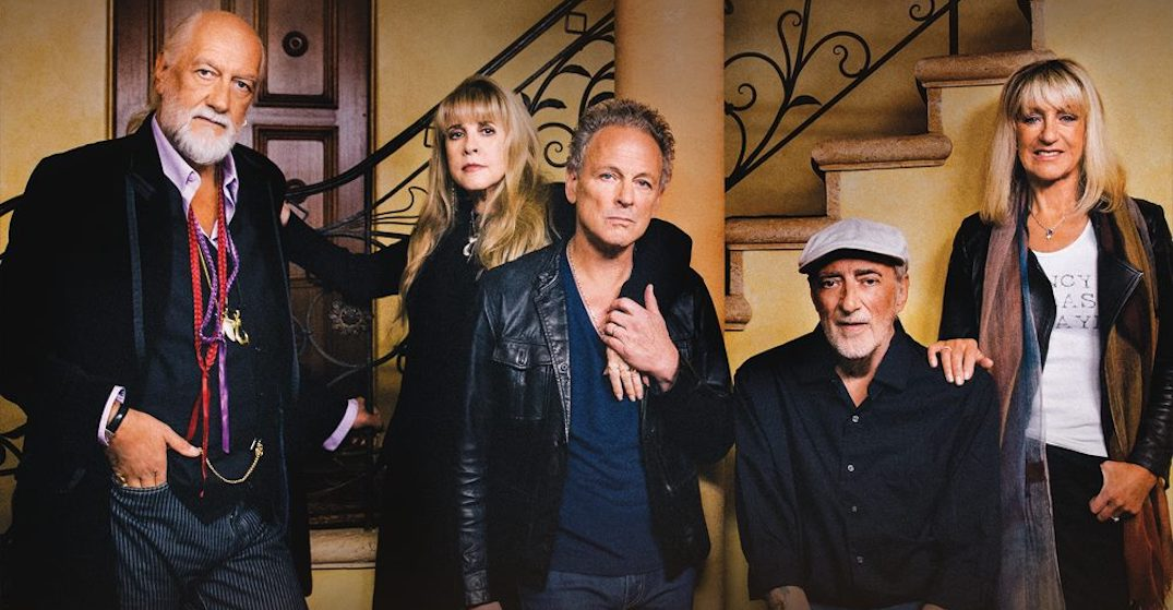 Fleetwood Mac return to Vancouver during their North American tour this fall