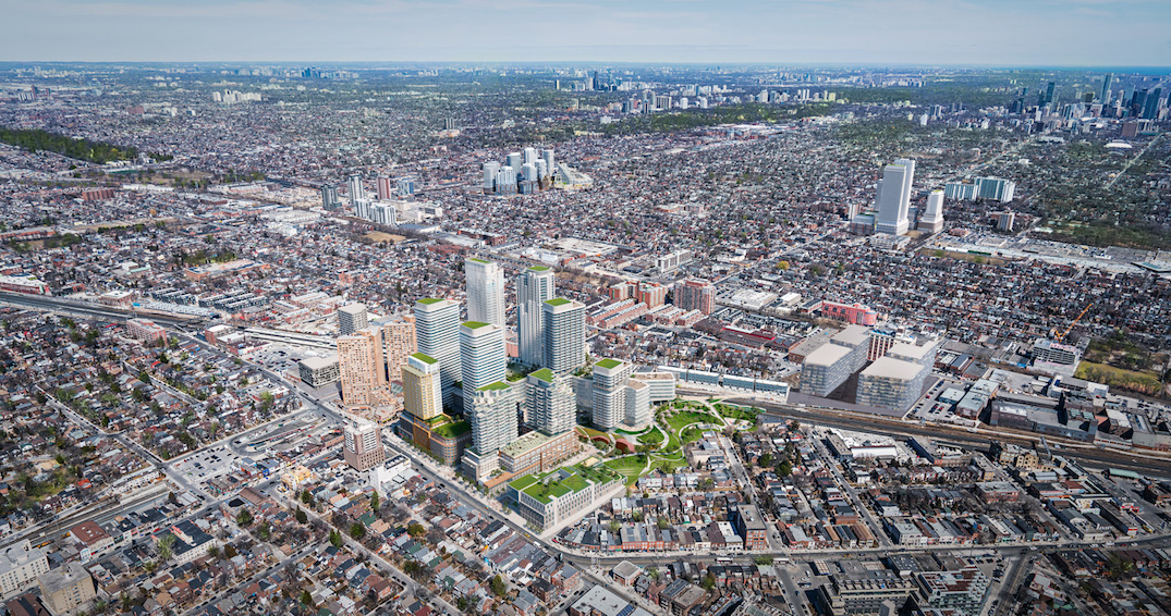 More details about new Bloor and Dundas community unveiled (RENDERINGS)