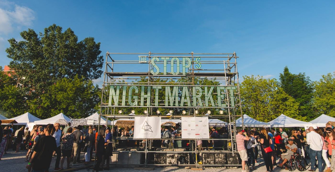 The Stop's Night Market