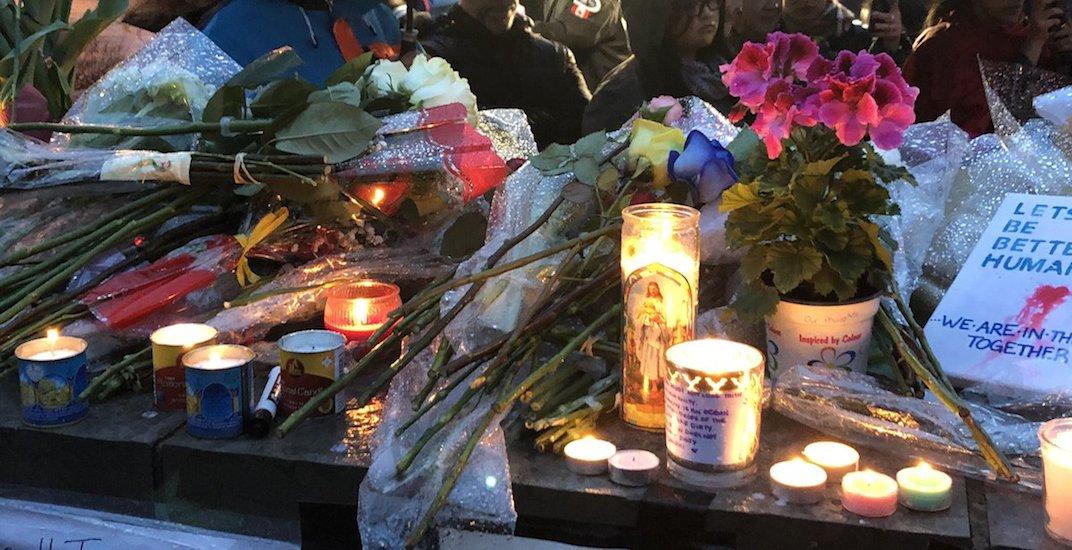 City to host vigil for van attack victims Sunday evening