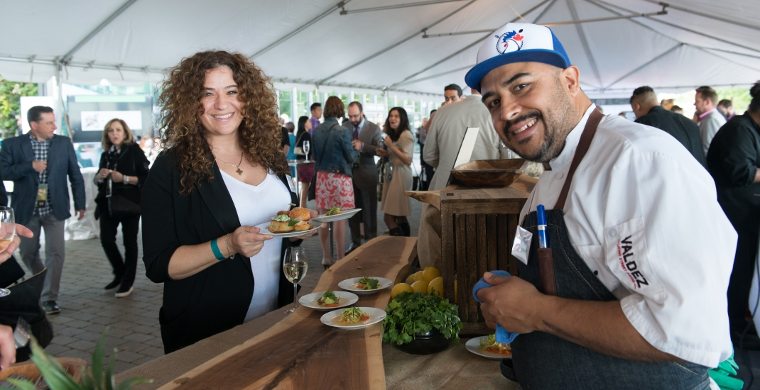 60 Toronto chefs participating in this summertime AYCE soiree