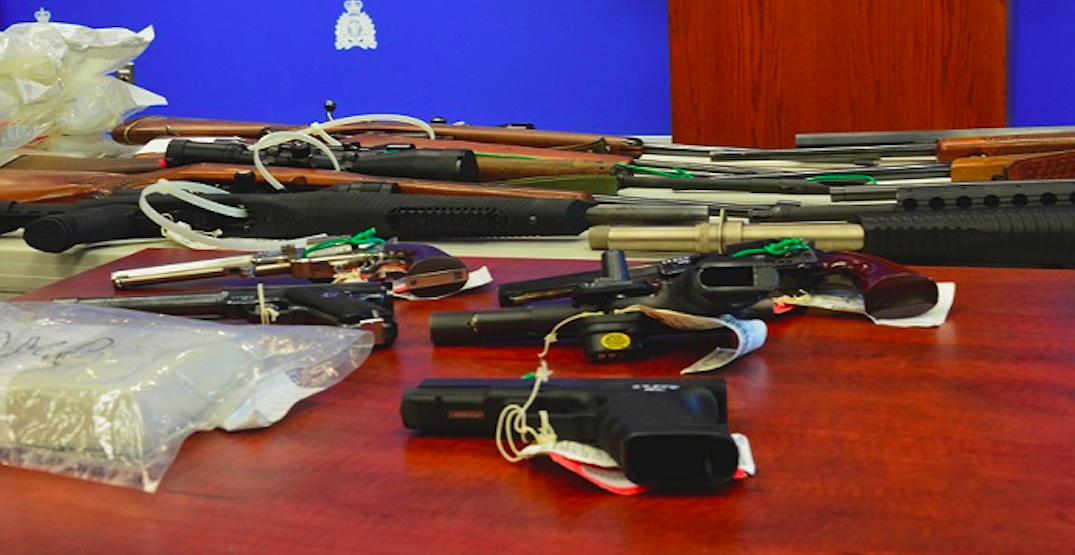 Vancouver Island man facing charges after smuggling drugs, weapons across border by boat