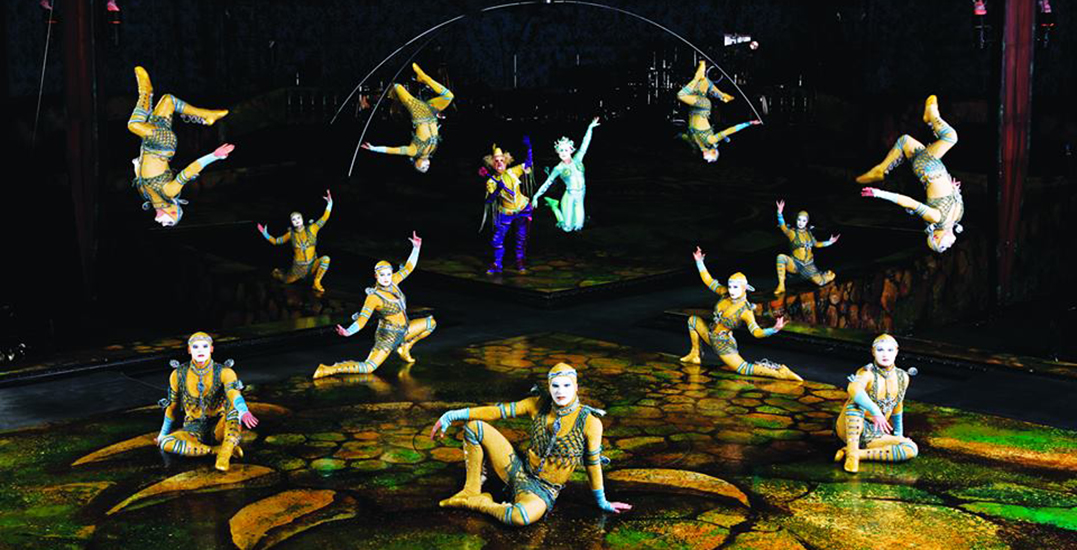 Cirque Du Soleil's Alegria returns to Montreal for 25th anniversary
