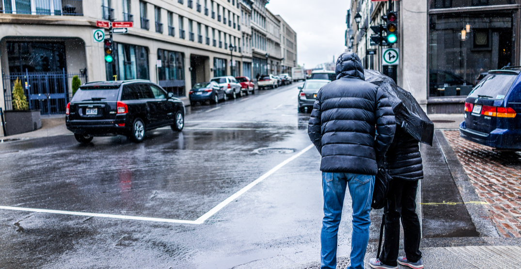 Environment Canada issues a heavy rainfall warning for Metro Montreal