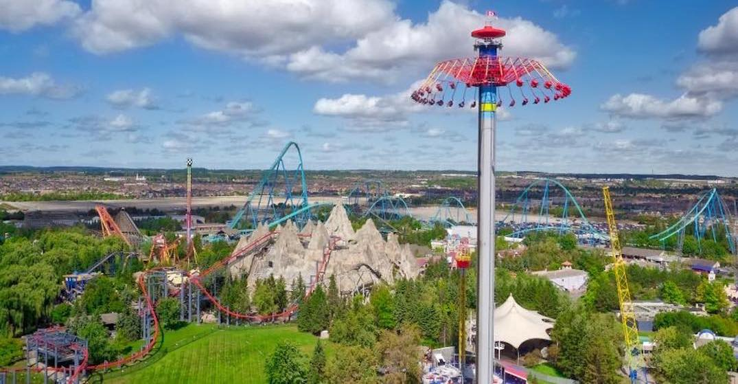 Canada's Wonderland Season Passes now valid for 2020 and 2021