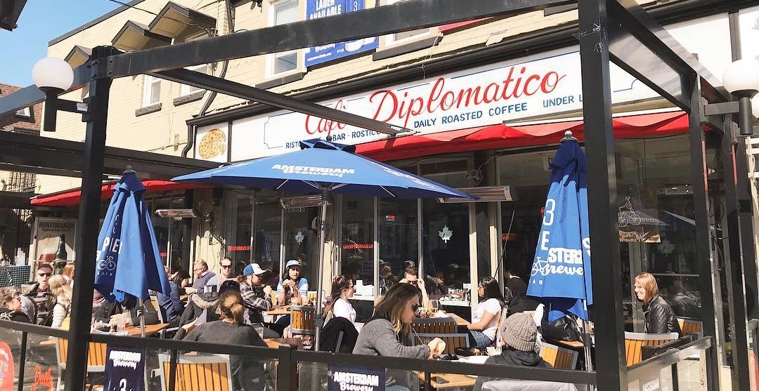Café Diplomatico celebrating 50 years in Toronto with retro prices