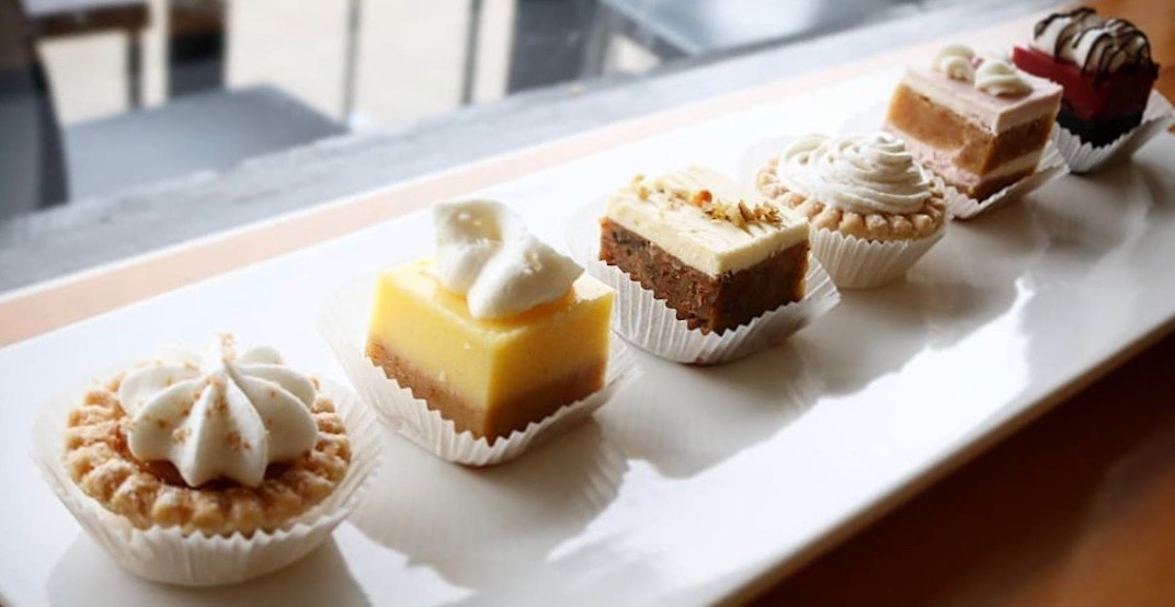 Where to get drool-worthy mini desserts in Vancouver
