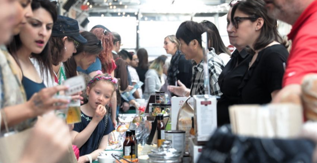 Toronto's gluten-free pop-up marketplace returns next month