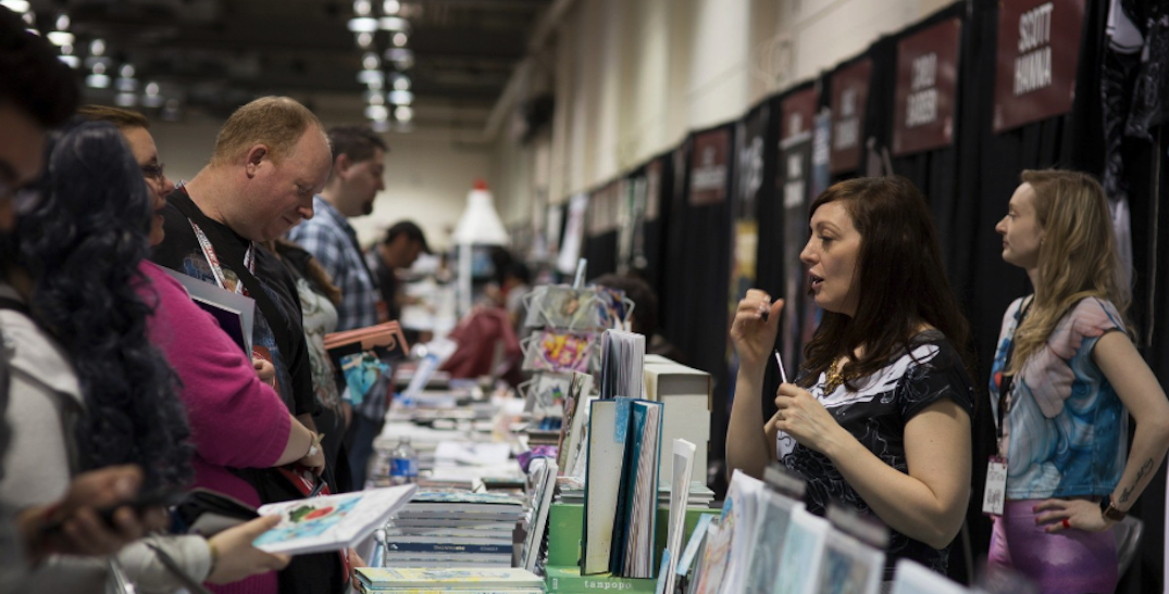 5 things to do at the Calgary Comic Expo today: Sunday, April 29