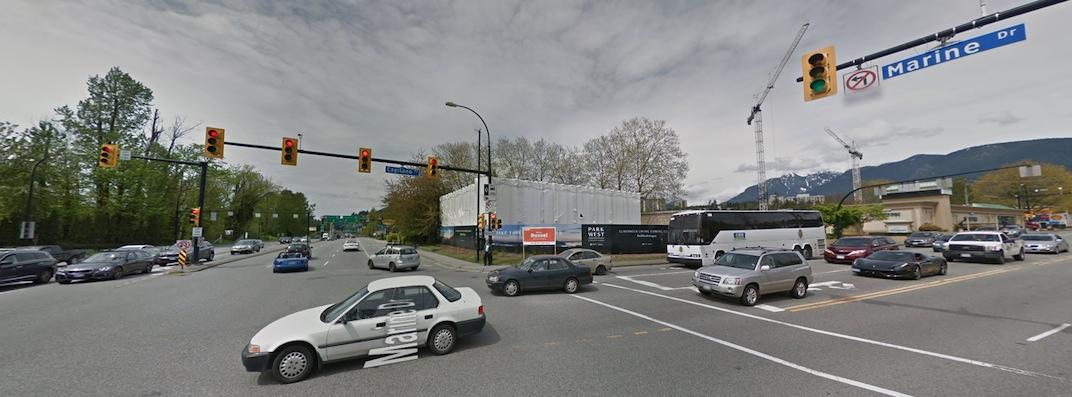North Vancouver Hotel Capilano Road