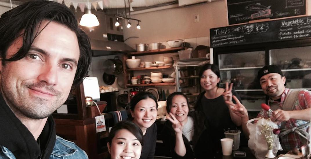 Spotted: 'This is Us' star Milo Ventimiglia in Vancouver (PHOTOS)