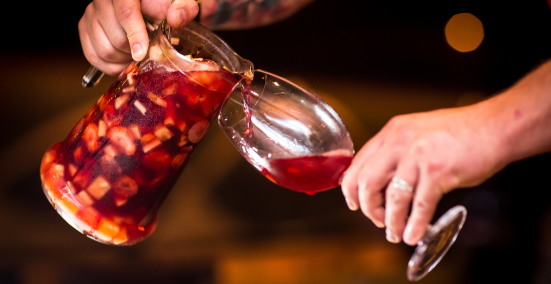 Where to get the best sangria in Calgary