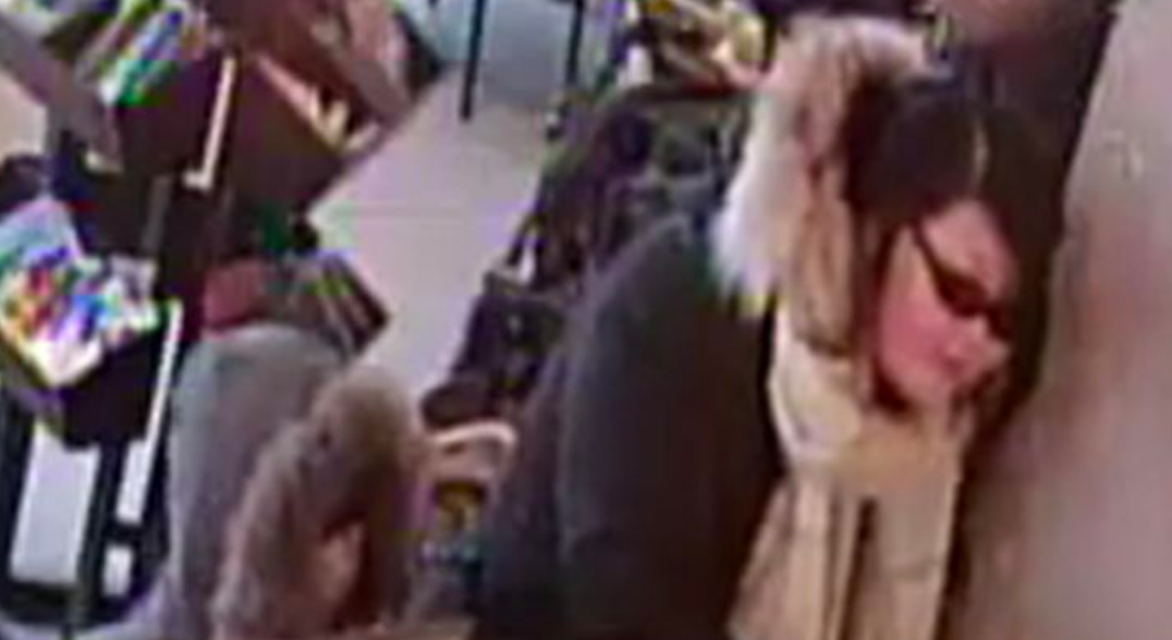 Police looking for woman who threw hot beverage on Starbucks employee (PHOTOS)