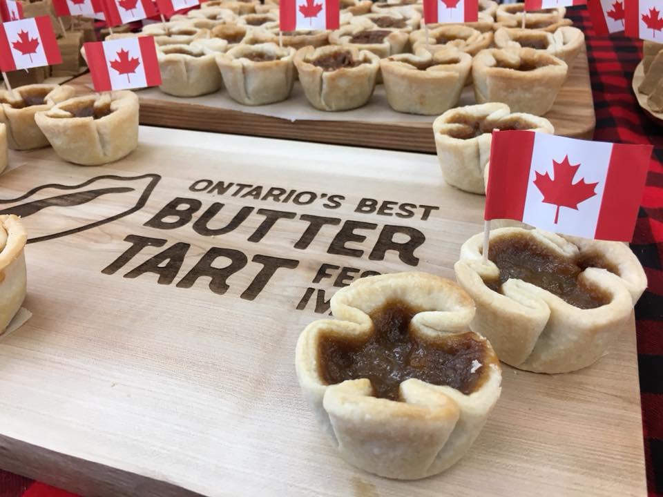 Ontario's Best Butter Tart Festival