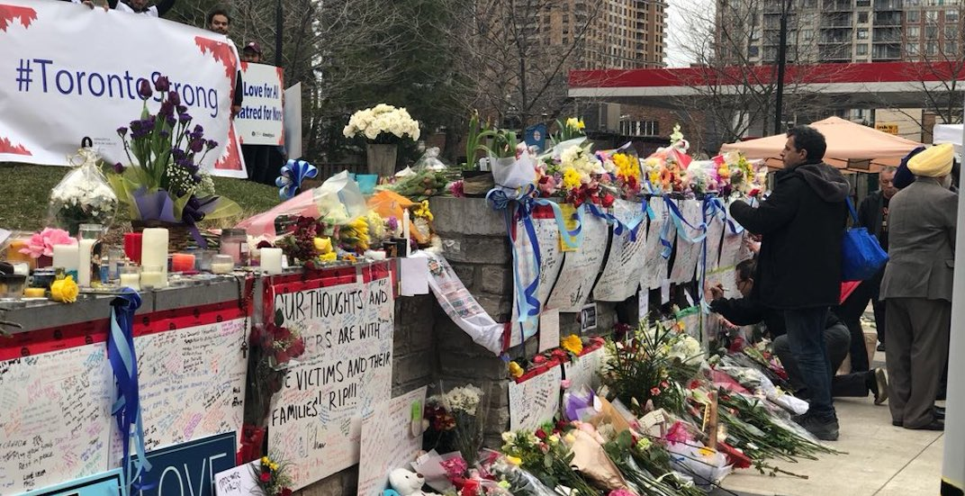 #TorontoStrong Fund surpasses $1M in donations for van attack victims