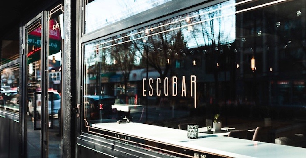 Colombian Consulate calls out Vancouver restaurant for naming spot after Pablo Escobar