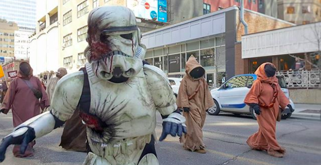 Awesome costumes on display at the Calgary Comic Expo (PHOTOS)