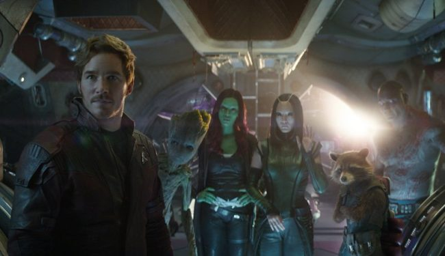 Guardians of the Galaxy shine in Avengers: Infinity War.