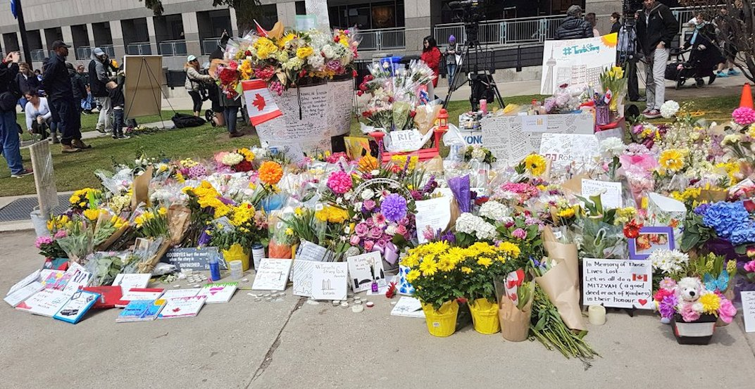 Update: Police identify the 10 innocent victims killed in Toronto van attack