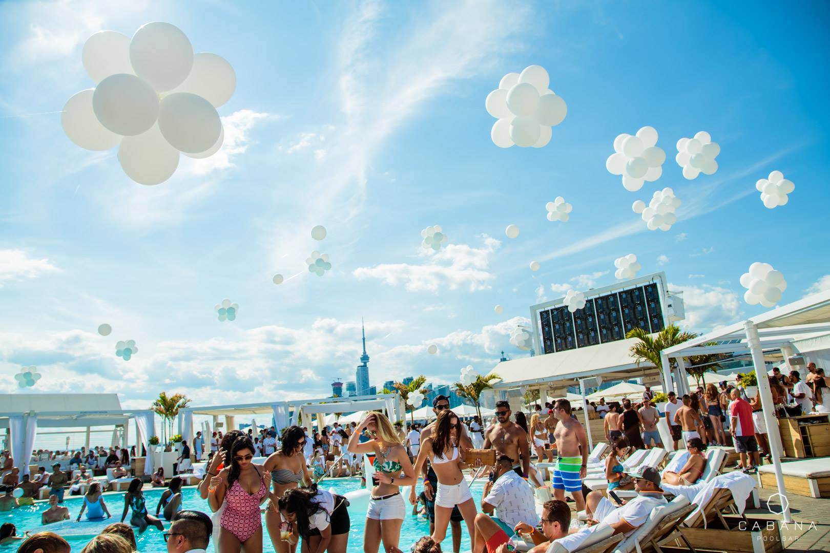 Cabana Pool Bar patio