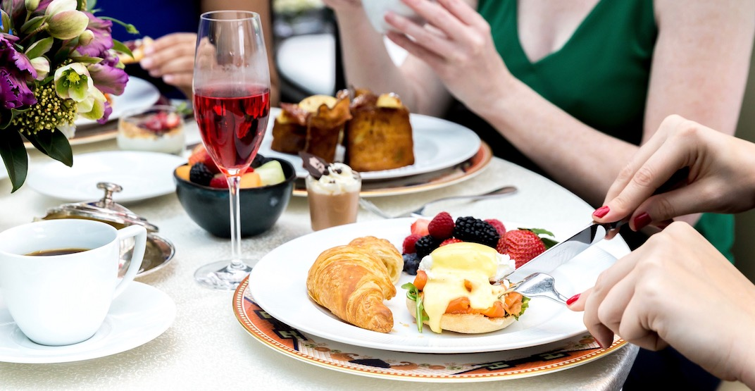 Mother's Day brunches fit for a queen in Vancouver