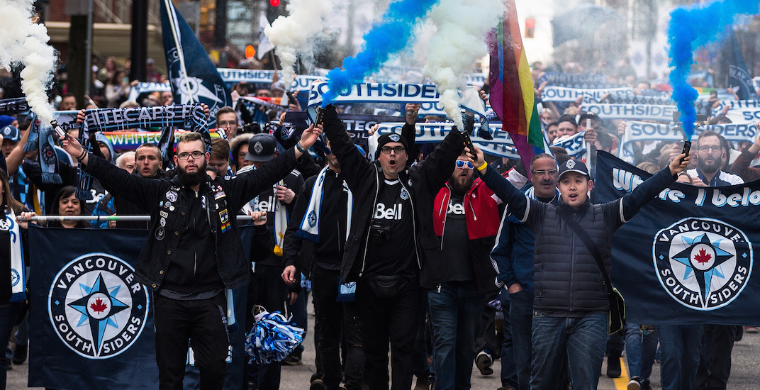 Southsiders march