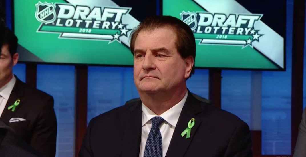 The Canucks were closer to winning the NHL Draft Lottery than you think