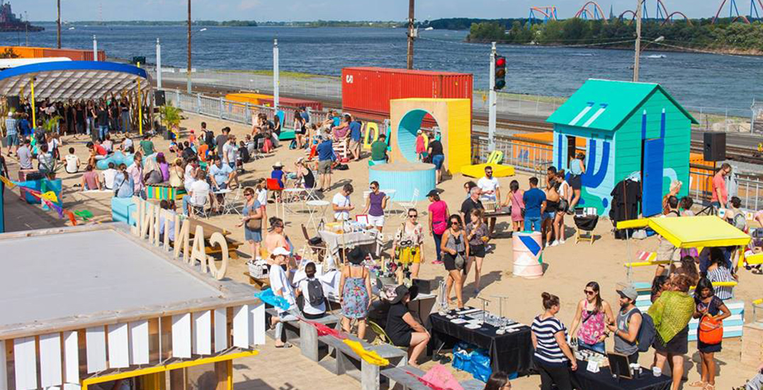 Montreal's beachside village returns this summer