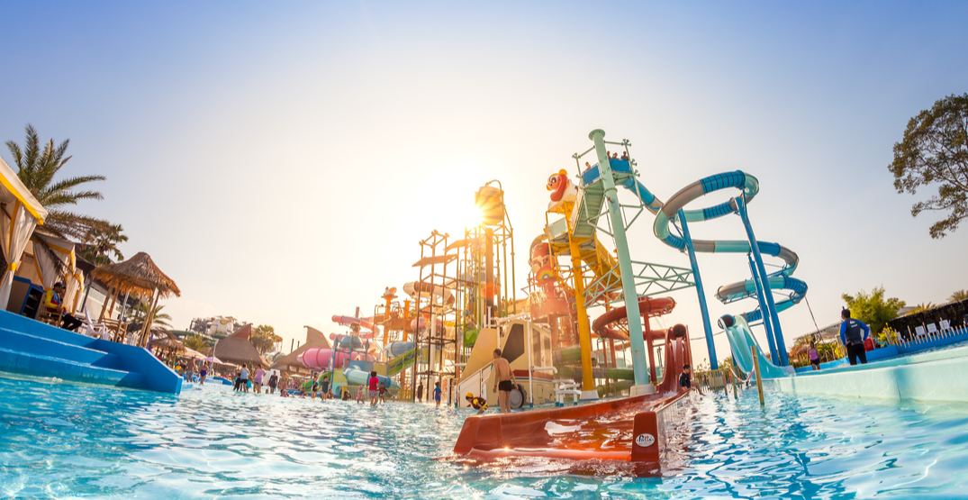 The best and wildest waterslides to hit this summer in Canada