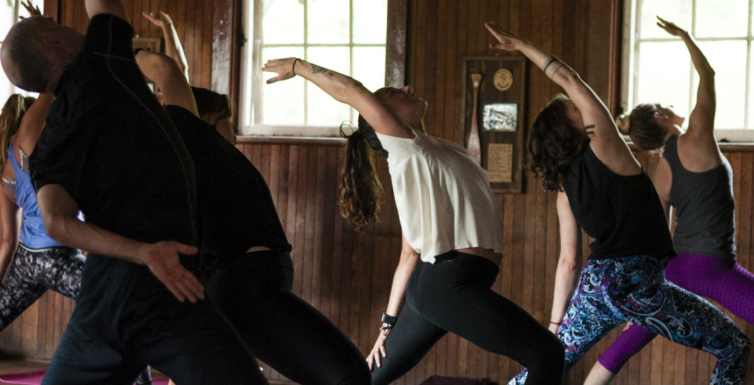 Be your best self this summer by winning a ticket for Camp Yoga worth $450