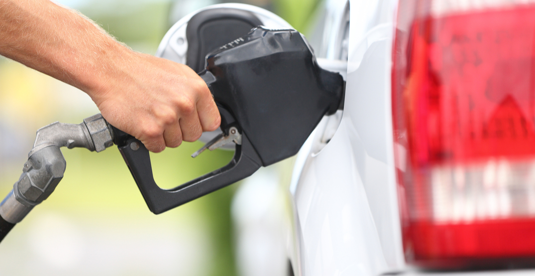 Metro Vancouver gas prices expected to reach $1.60 during long weekend