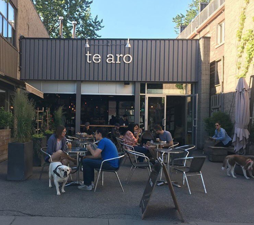 tearo coffee