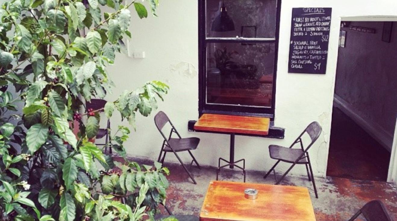 the belljar cafe