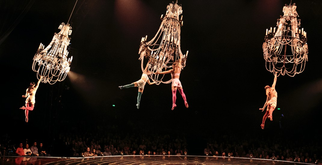 Cirque du Soleil returns to Vancouver this fall with 'Corteo'