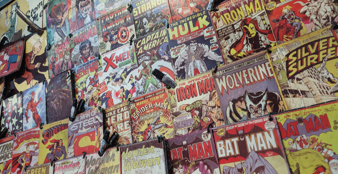 Free Comic Book Day returns to Calgary on May 4