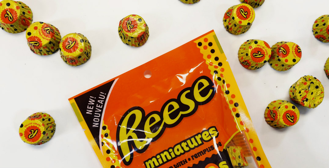 What a time to be alive: Canadians can finally buy REESE Miniatures Stuffed with Pieces