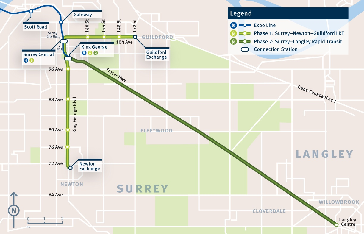 TransLink Surrey LRT