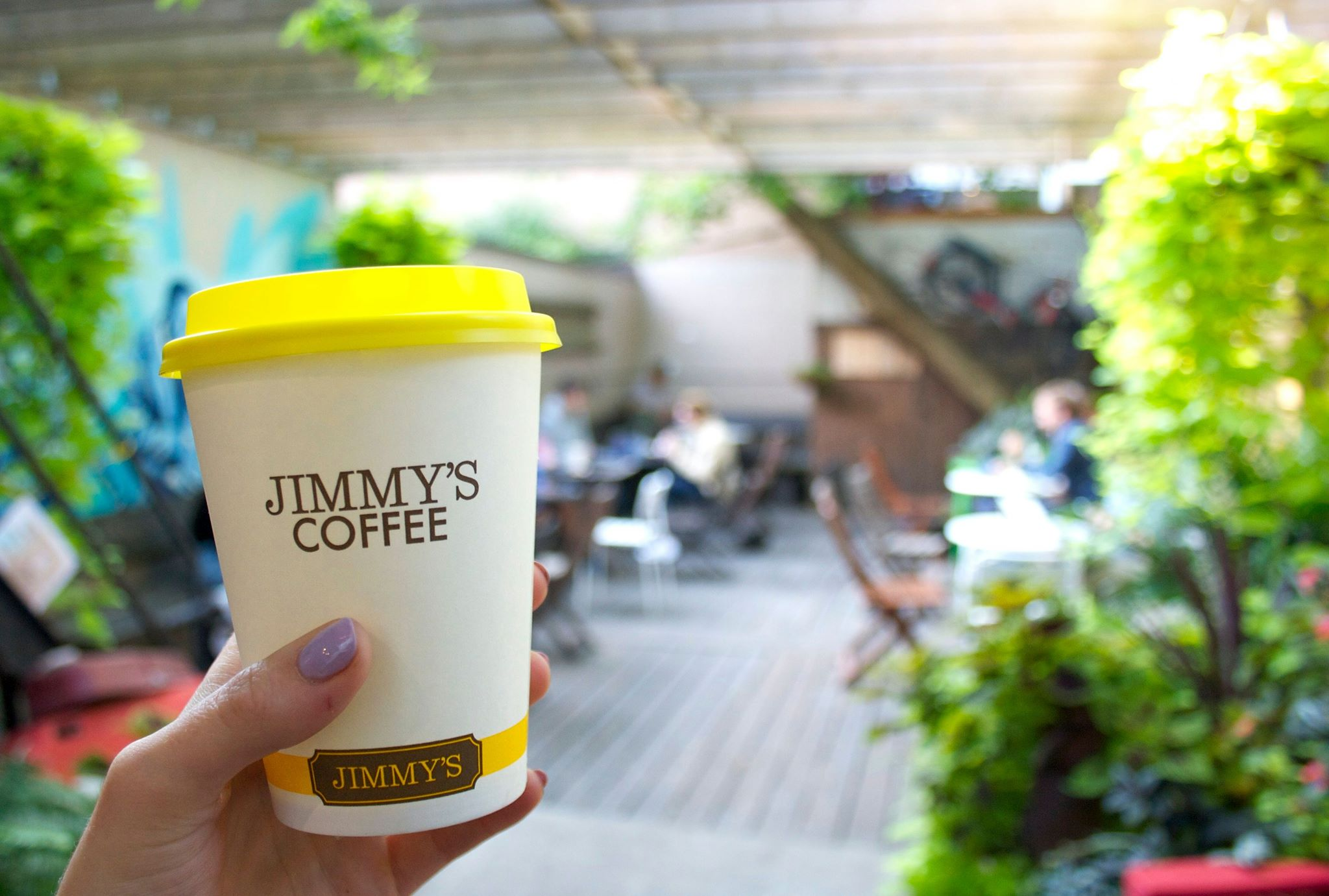 cafe patio jimmys