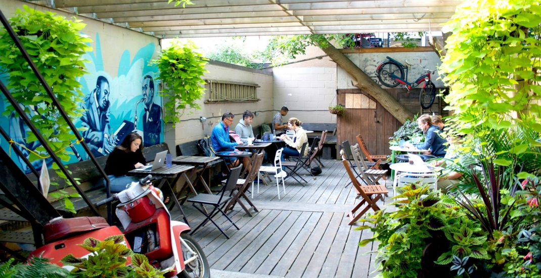 The best Toronto cafe patios to lounge on this summer (MAP)
