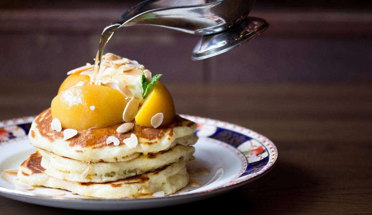 Liberty Commons pancakes brunch