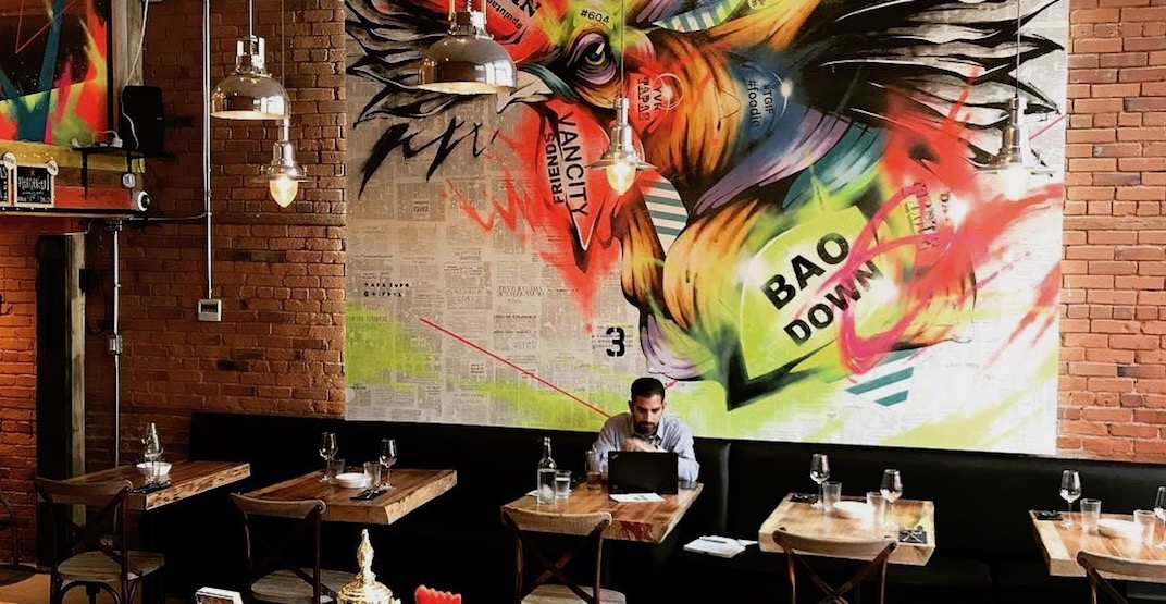 Bao Down closes second Gastown location