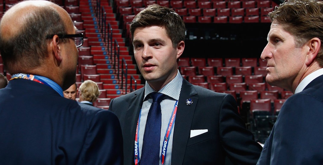 Maple Leafs hire 32-year-old Kyle Dubas as general manager
