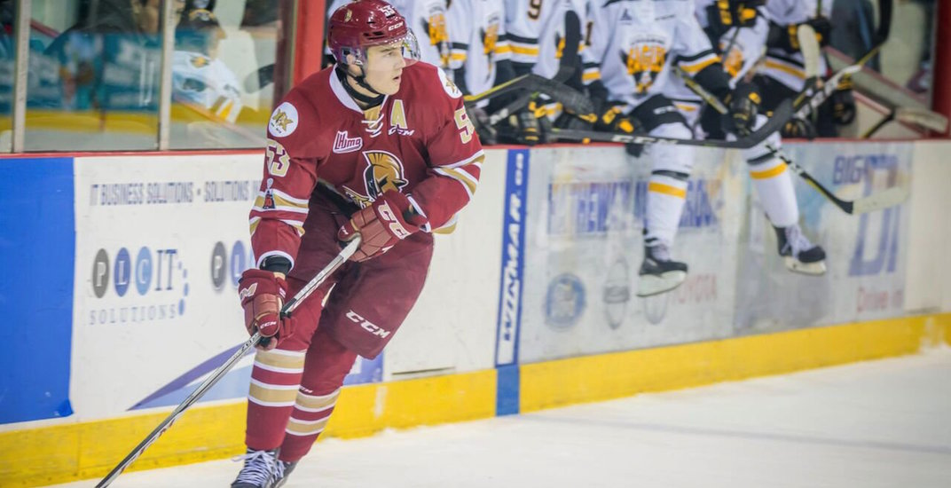 Five players the Canucks could pick 7th overall at the 2018 NHL Draft
