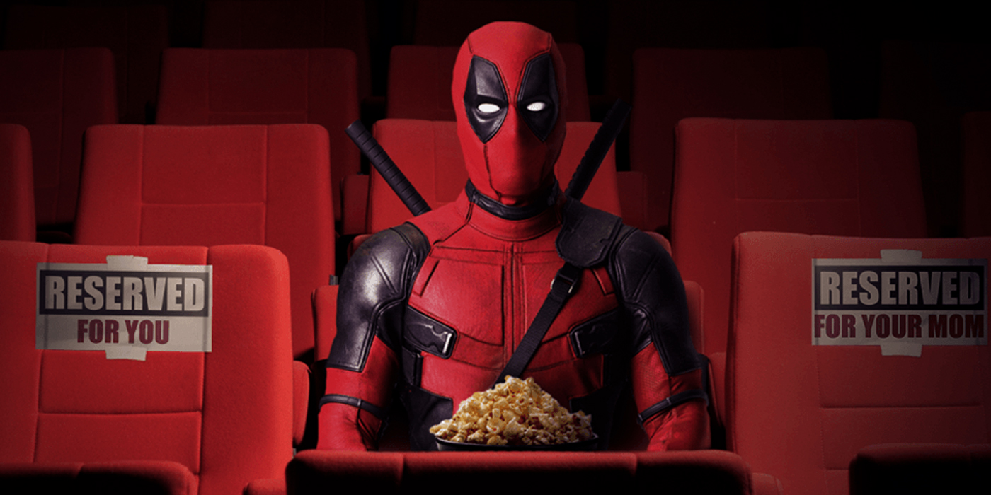 Deadpool in cinema
